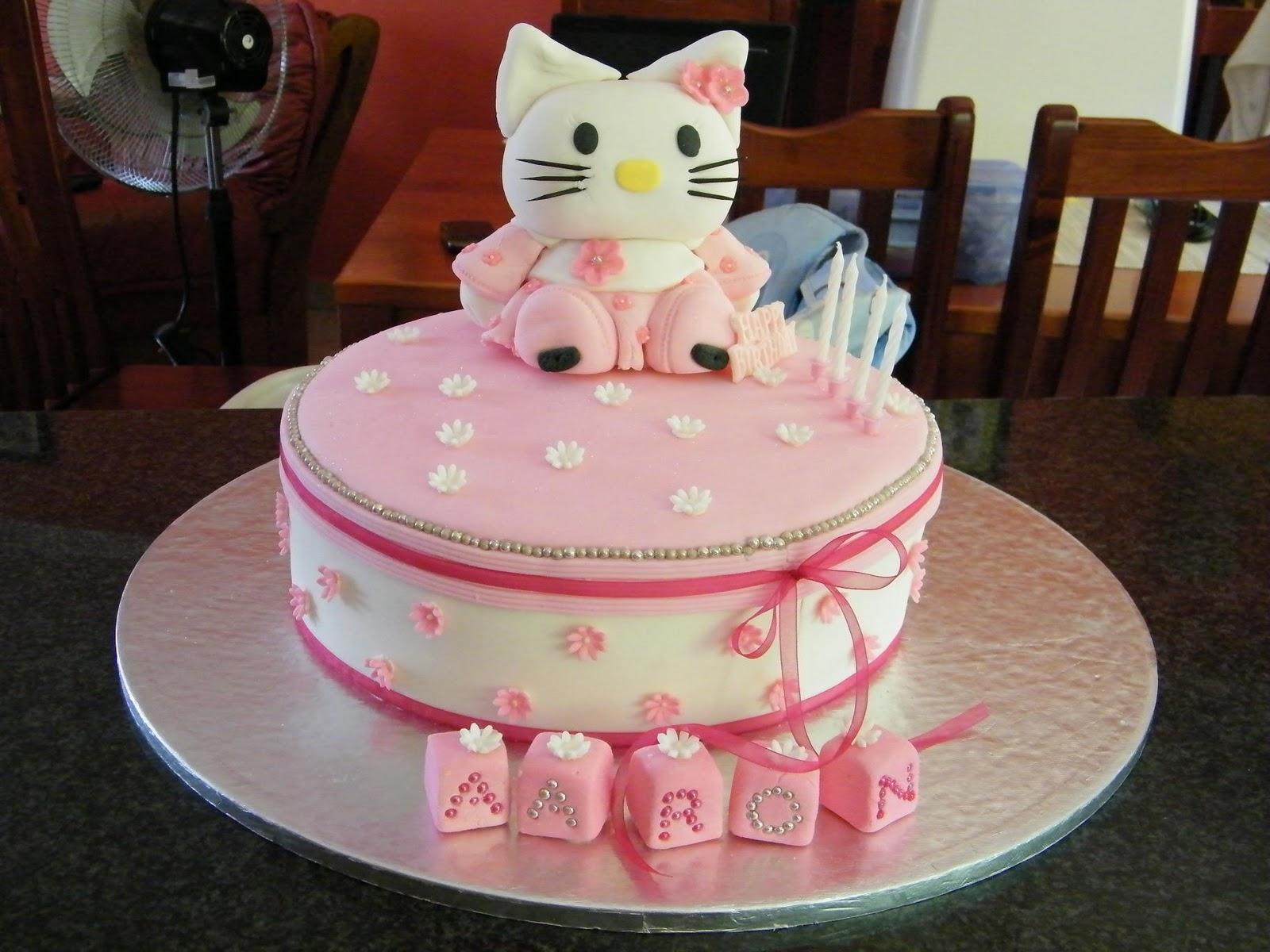 Birthday Cake Aaron