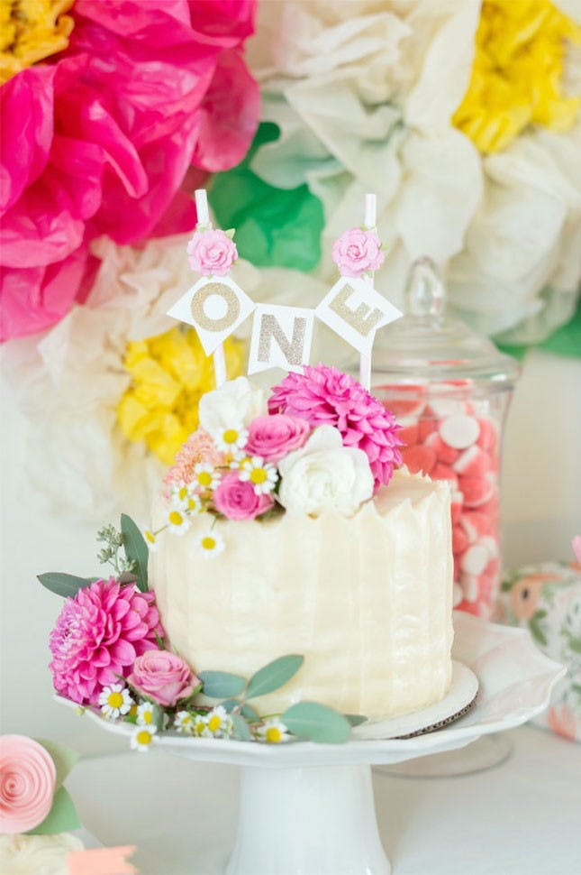 Boho Chic Birthday Party