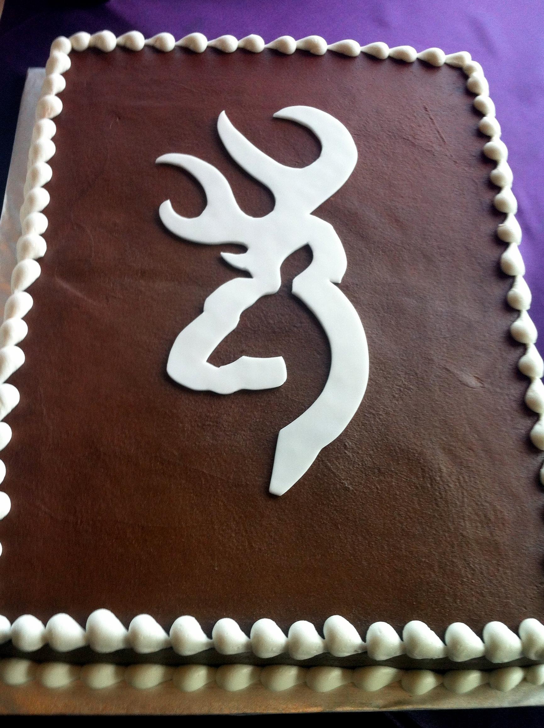 Browning Cake