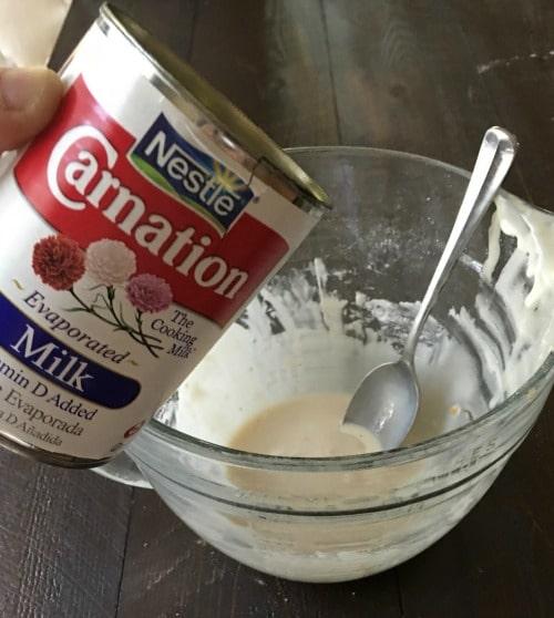 Bundt Cake Glaze with Powdered Sugar
