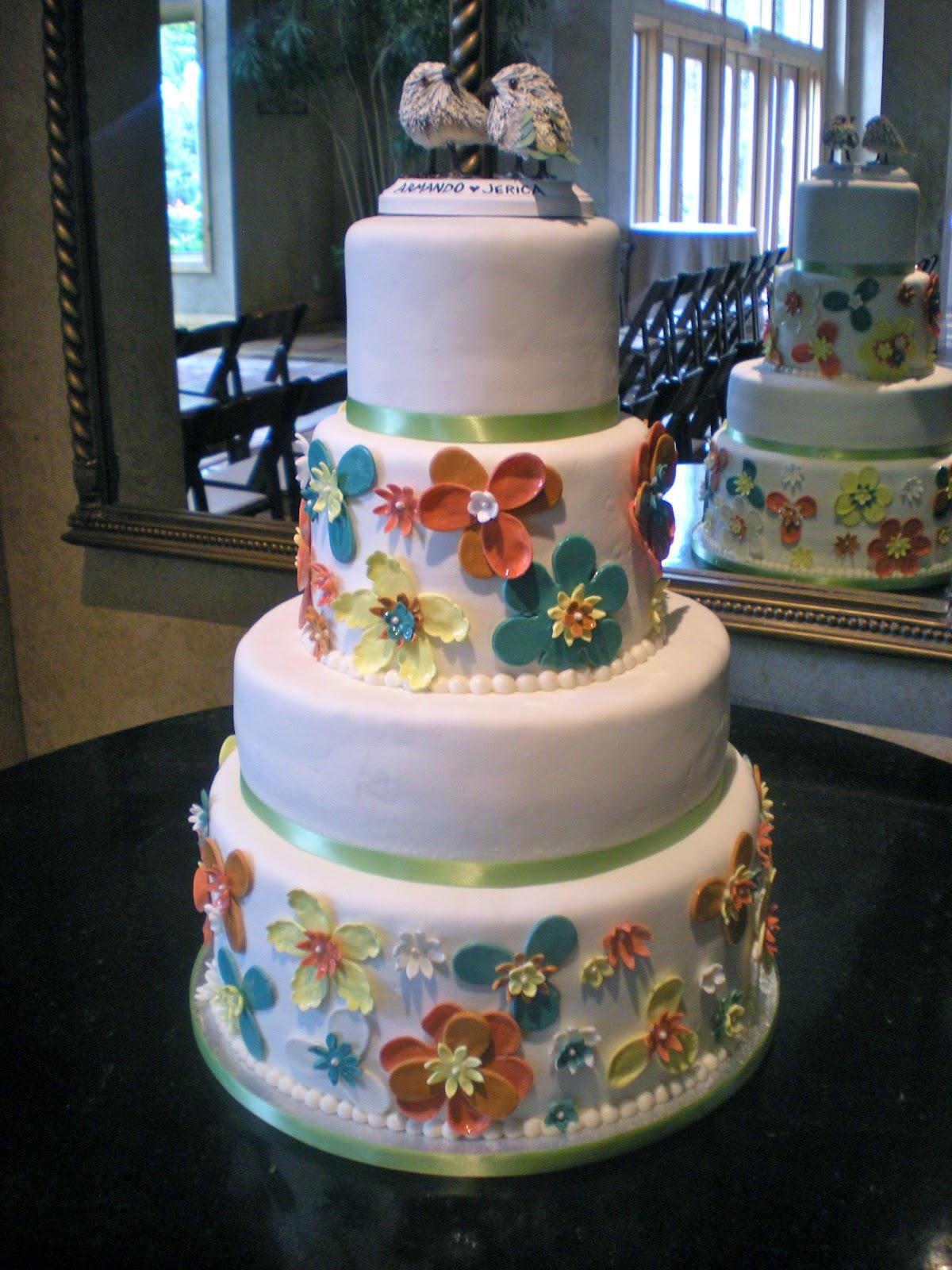 Chandelier Birthday Cake