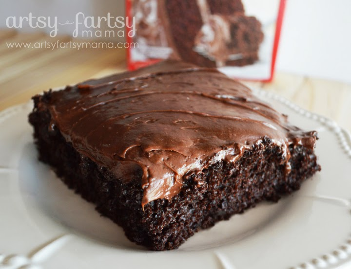 Chocolate Cake with Cake Mix Recipes