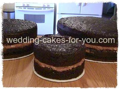 Chocolate Fondant Recipe Cake
