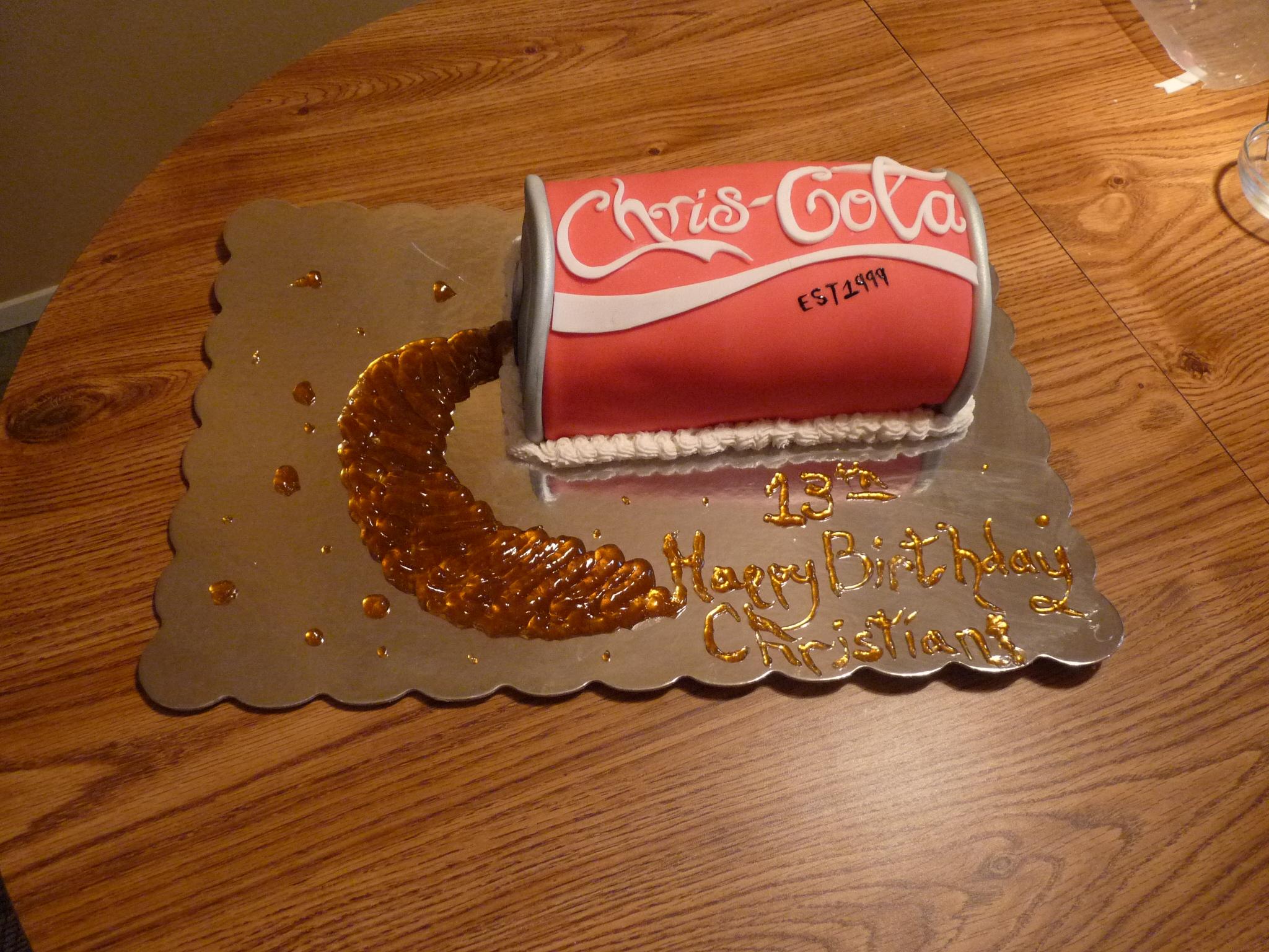 Christian Birthday Cakes