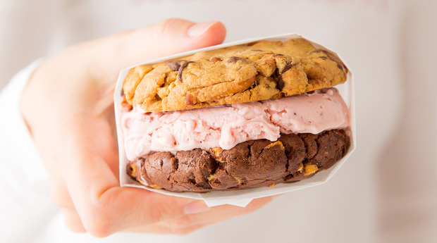 11 Photos of Sprinkles Cupcakes Ice Cream Cookies