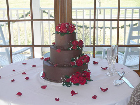 Costco Design Wedding Cake