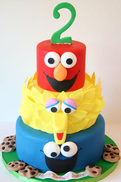 Custom Birthday Cakes in New Jersey