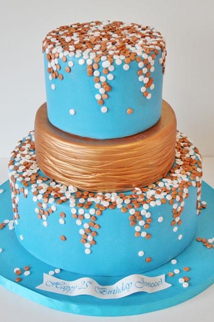Custom Birthday Cakes NJ