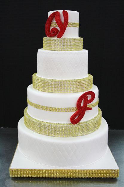 Custom Sweet 16 Birthday Cakes