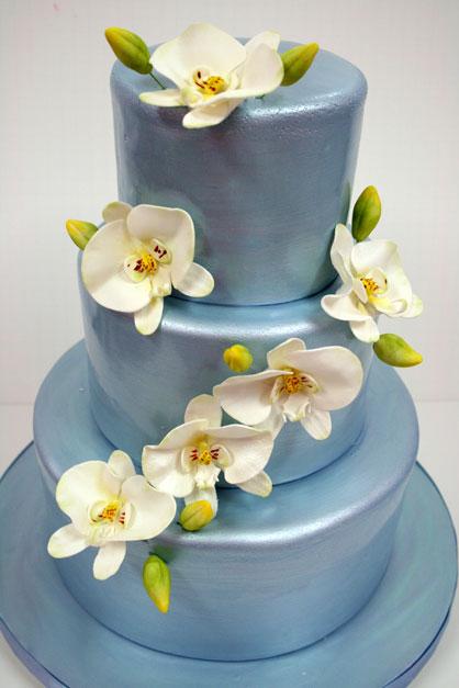 Custom Wedding Cakes NJ