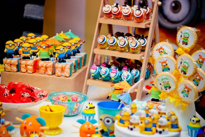 Despicable Me 2 Party Ideas