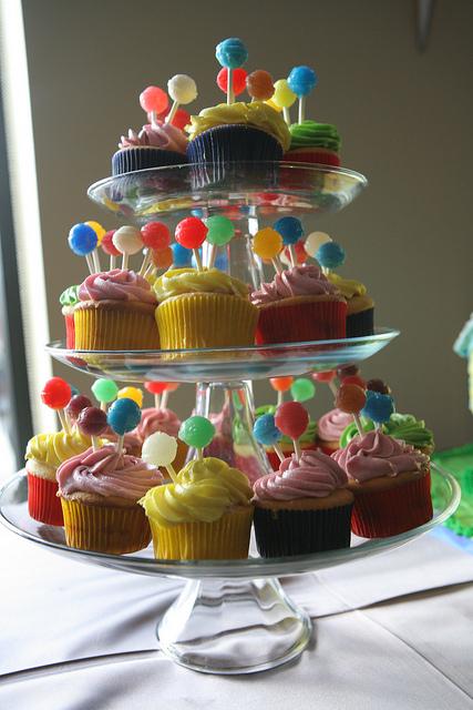 Disney Up Themed Wedding Cake
