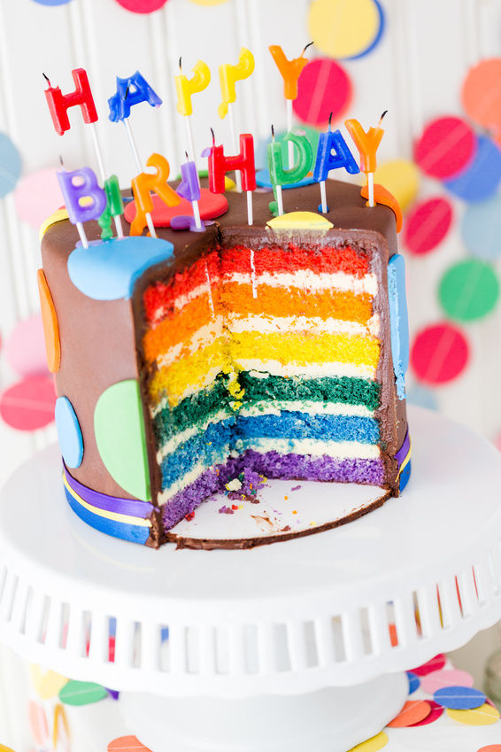 DIY Birthday Cake Ideas