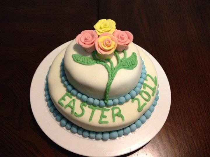 Easter Sunday Cake