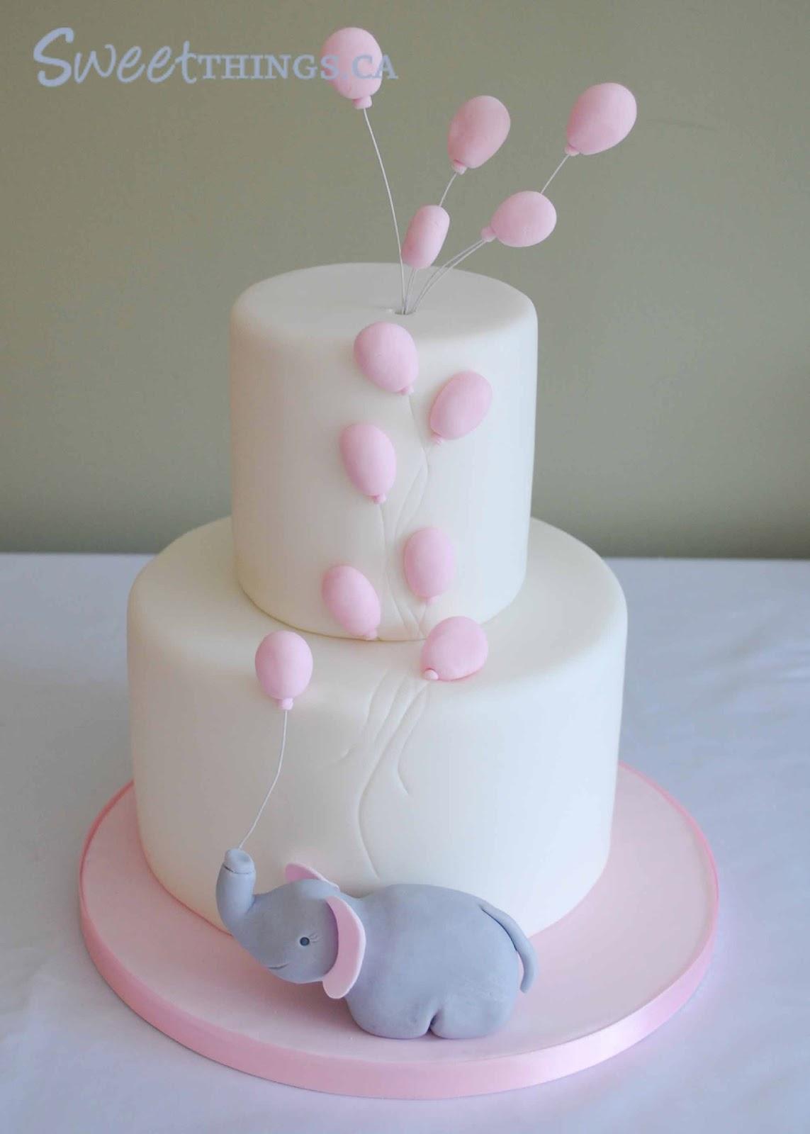11 Photos of Bilo Cakes Elephant Baby Shower