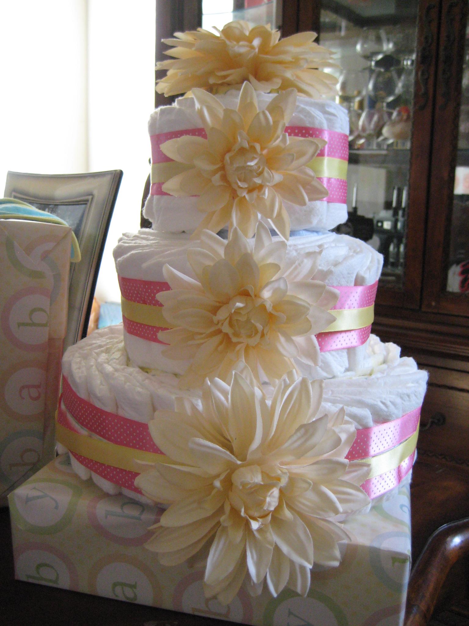 Extravagant Diaper Cakes Baby