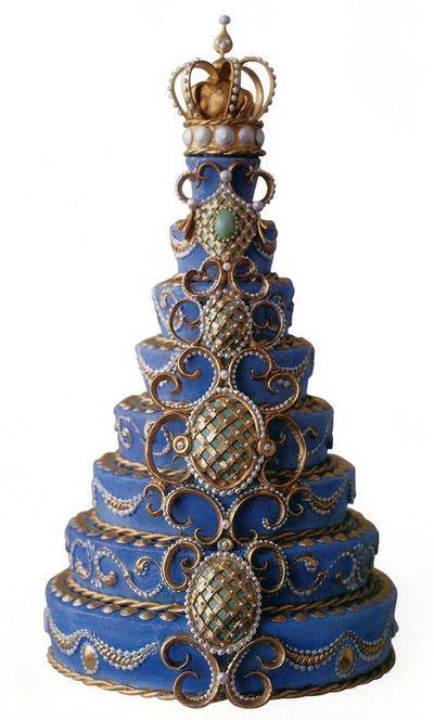 12 Photos of Braun Wedding Cakes
