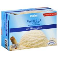 Fat Free Vanilla Ice Cream