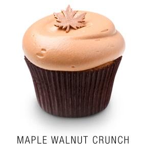 5 Photos of Maple Walnut Crunch Cupcakes