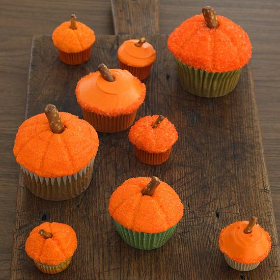 Halloween Cupcake Decorating Ideas