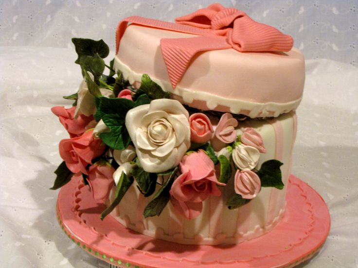 8 Photos of Happy Birthday Roses Cakes