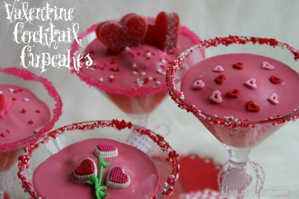 Homemade Gum Drop Hearts