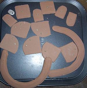 How to Make Purse Cake Templates