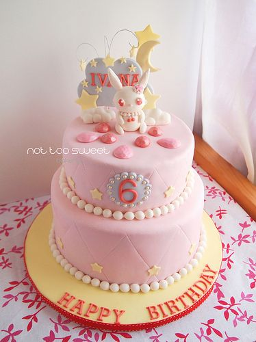 Jewel Pet Cake