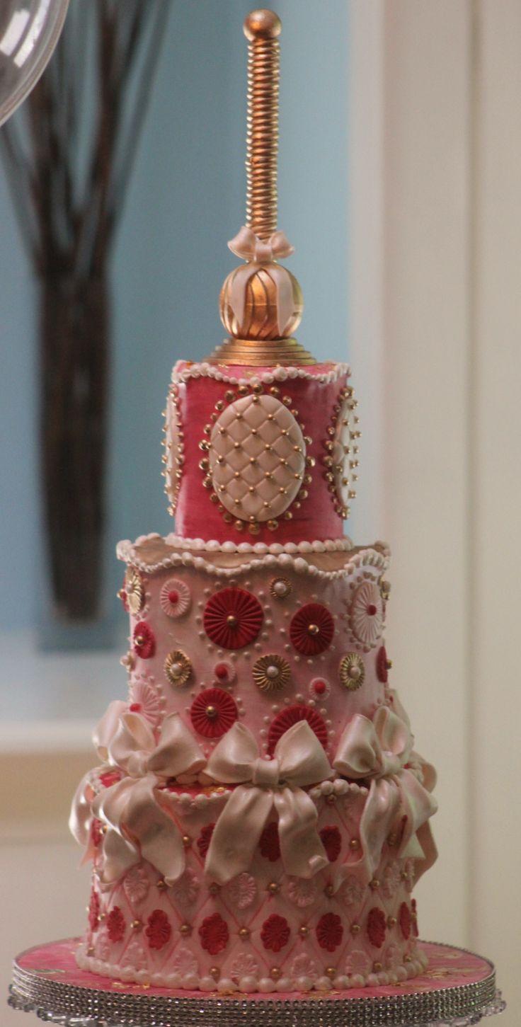 Joshua John Russell Cake