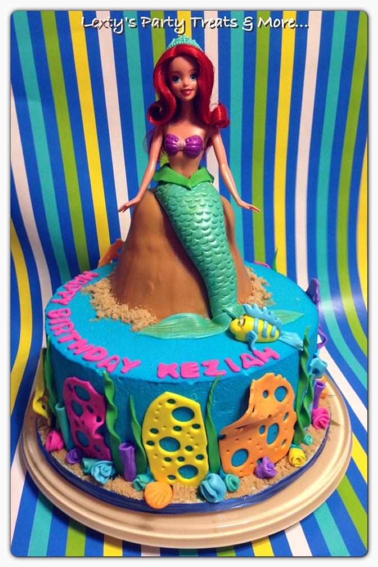 Little Mermaid Theme