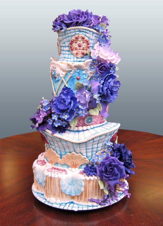 Margaret Braun Cake
