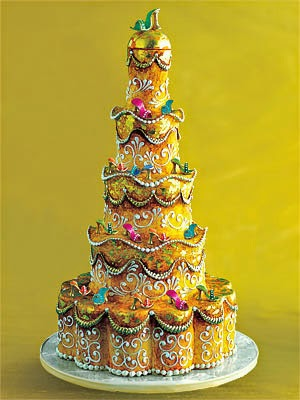 Margaret Braun Wedding Cakes