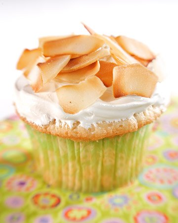 7 Photos of Martha Stewart Coconut Cream Cupcakes