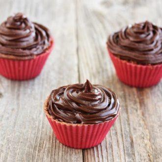 Microwave Cupcake