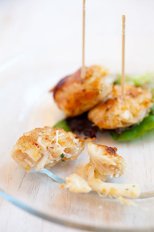 Mini Crab Cake Appetizers Recipes