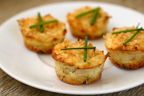 Mini Crab Cake Appetizers