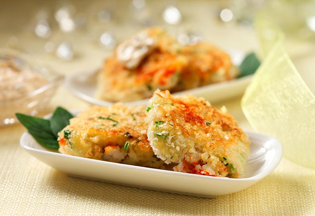 Mini Crab Cakes Recipe