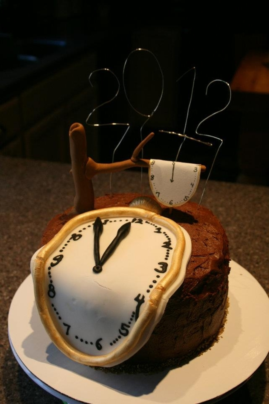 New Year's Eve Sheet Cake Ideas