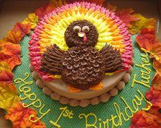 November Birthday Cake Ideas