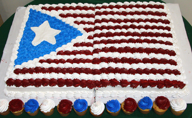 Puerto Rican Happy Birthday Cakes
