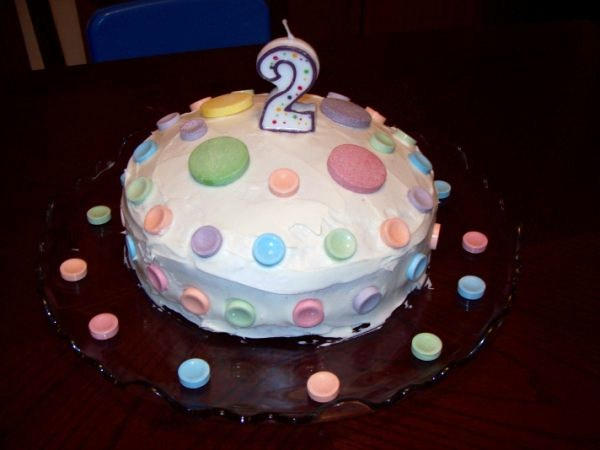 Round Birthday Cake Designs for Boys