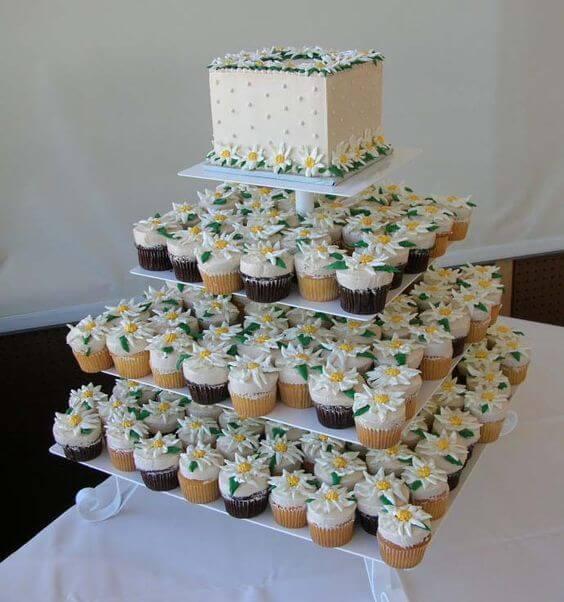 Safeway Bakery Cupcake Cake Designs