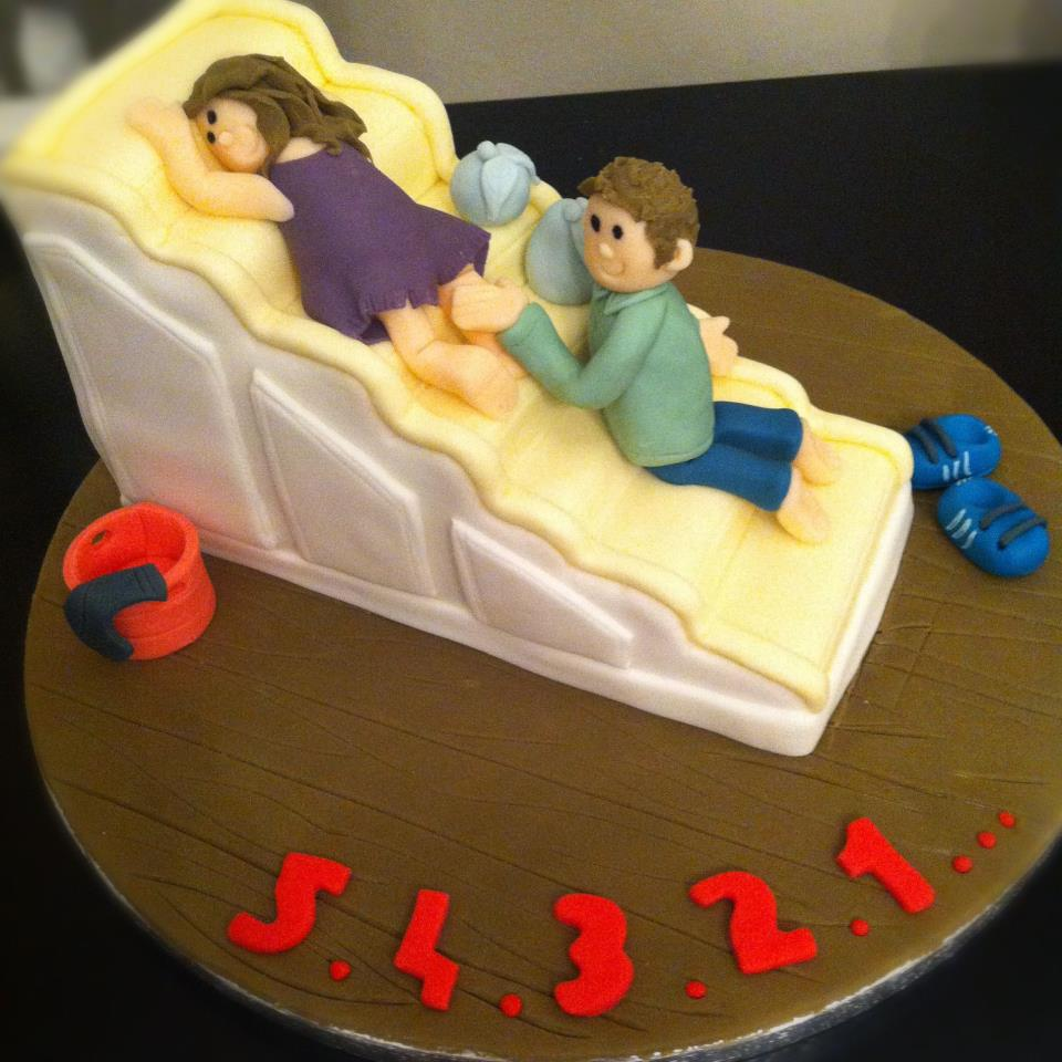 10 Photos of Easy Birthday Cakes For Guys