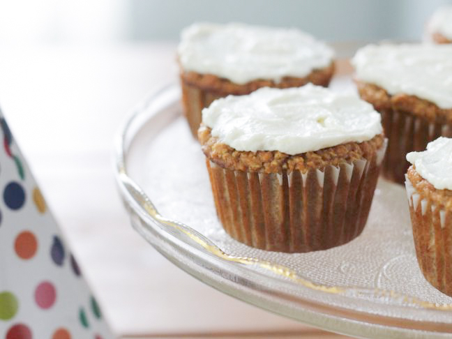 Sweet Potato Cupcakes Recipe