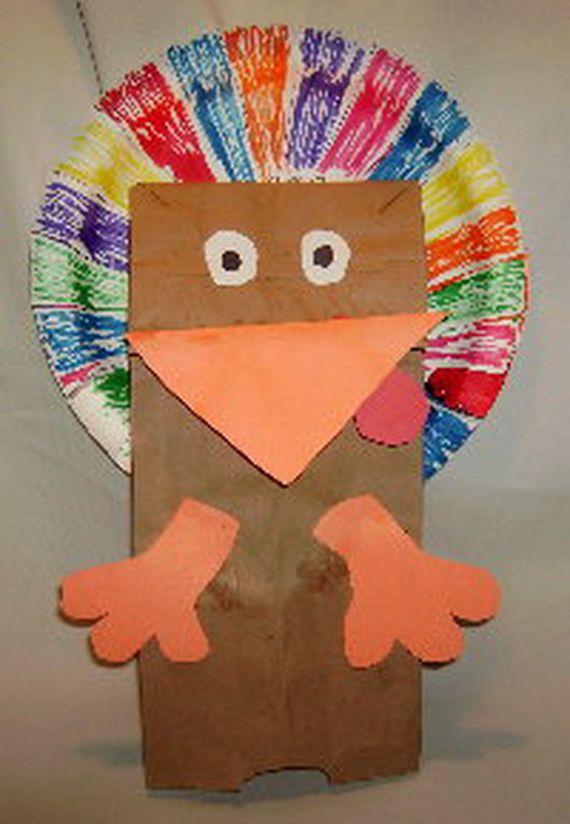 Thanksgiving Turkey Crafts Ideas