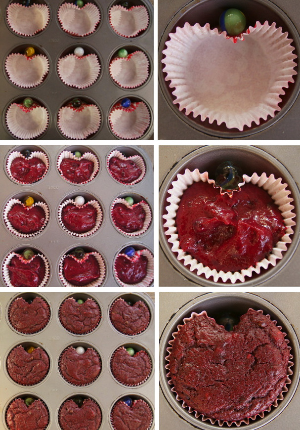 Valentine Day Cupcake Recipe