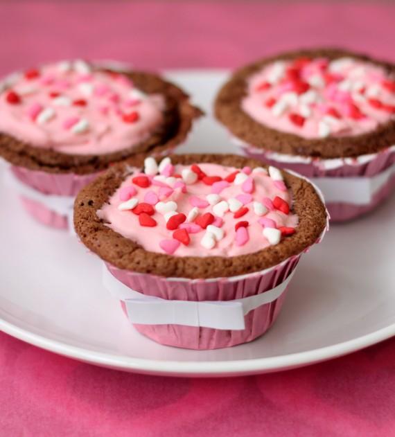 Valentine's Day Chocolate Cupcake Recipe