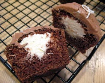 Vanilla Cream Cupcake Filling