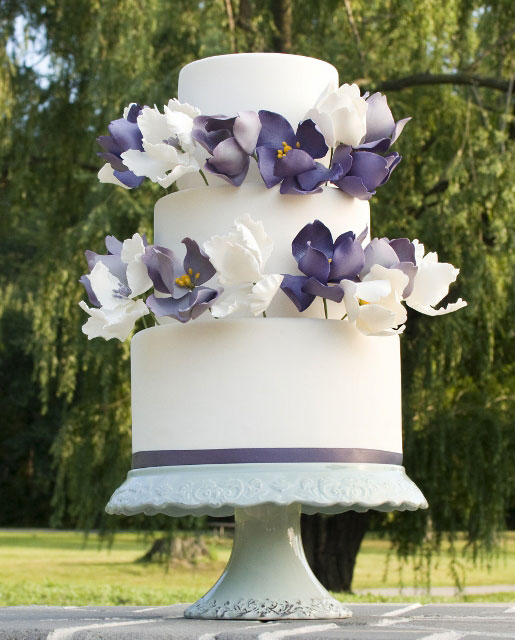 Wedding Cakes New Jersey