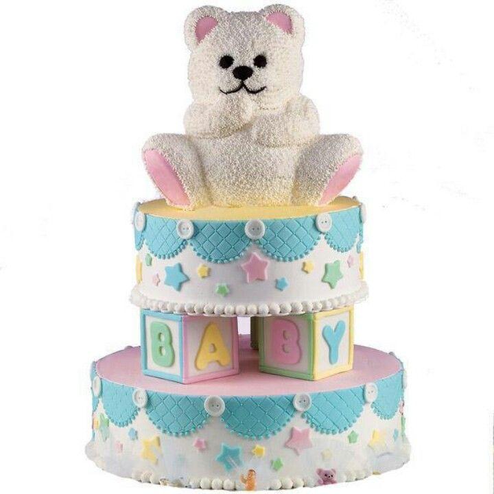 Wilton Baby Shower Cake Ideas